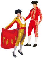Men's Bullfighter Costume
