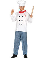 Men's Chef Costume