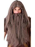 Men's Viking Wig And Beard