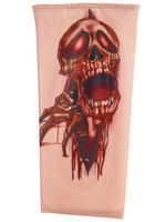 Adult's Skull Tattoo Sleeve