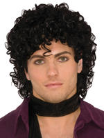 Men's 90s Rock Legend Wig