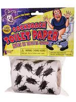 Cockroach Toilet Paper