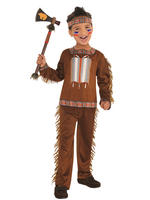 Boy's Native American Costume