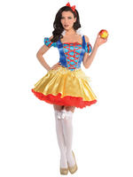 Ladies Snow White Costume
