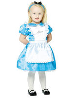 Girl's Travis Design Alice Costume
