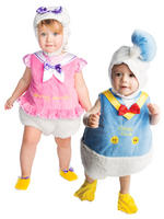 Child's Travis Design Daisy / Donald Duck Tabard
