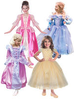 Girl's Travis Design Princess Costume