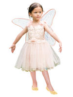 Girl's Travis Designs Vintage Fairy Costume