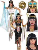Ladies Queen Cleopatra Costume & Accessories