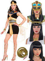 Ladies Cleopatra Costume & Accessories