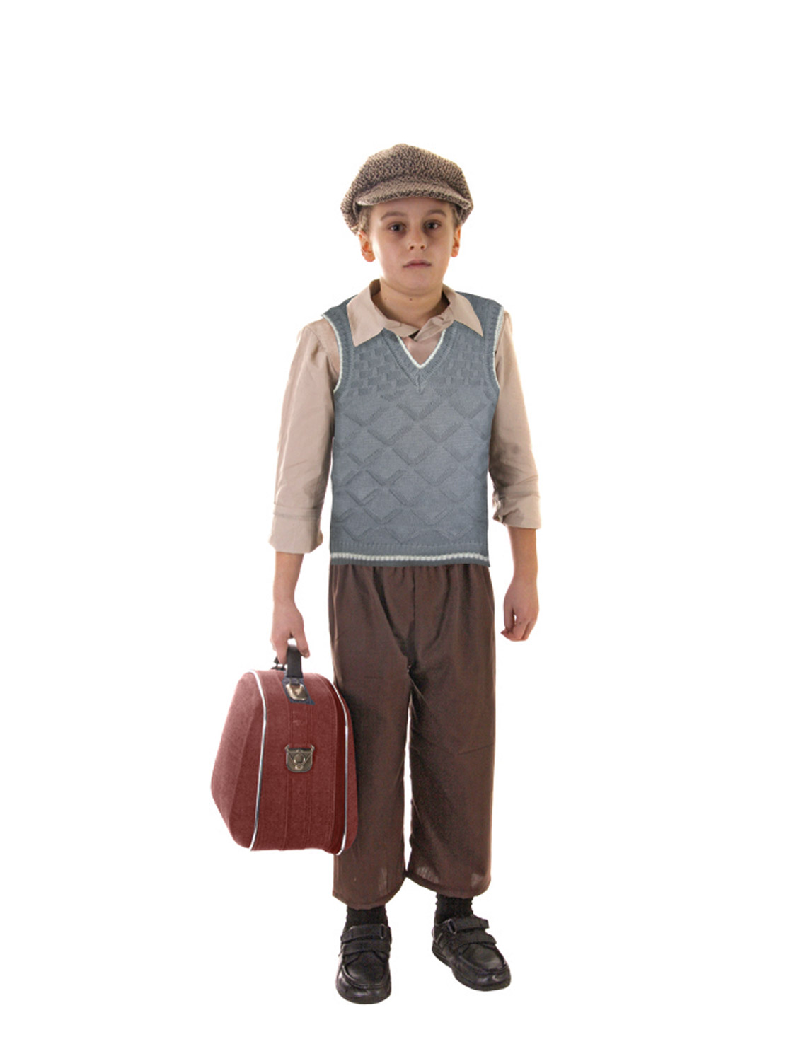 Evacuee Boy Fancy Dress Ww2 1940s Child Kids Boys World War 2 Ve Day Costume Ebay