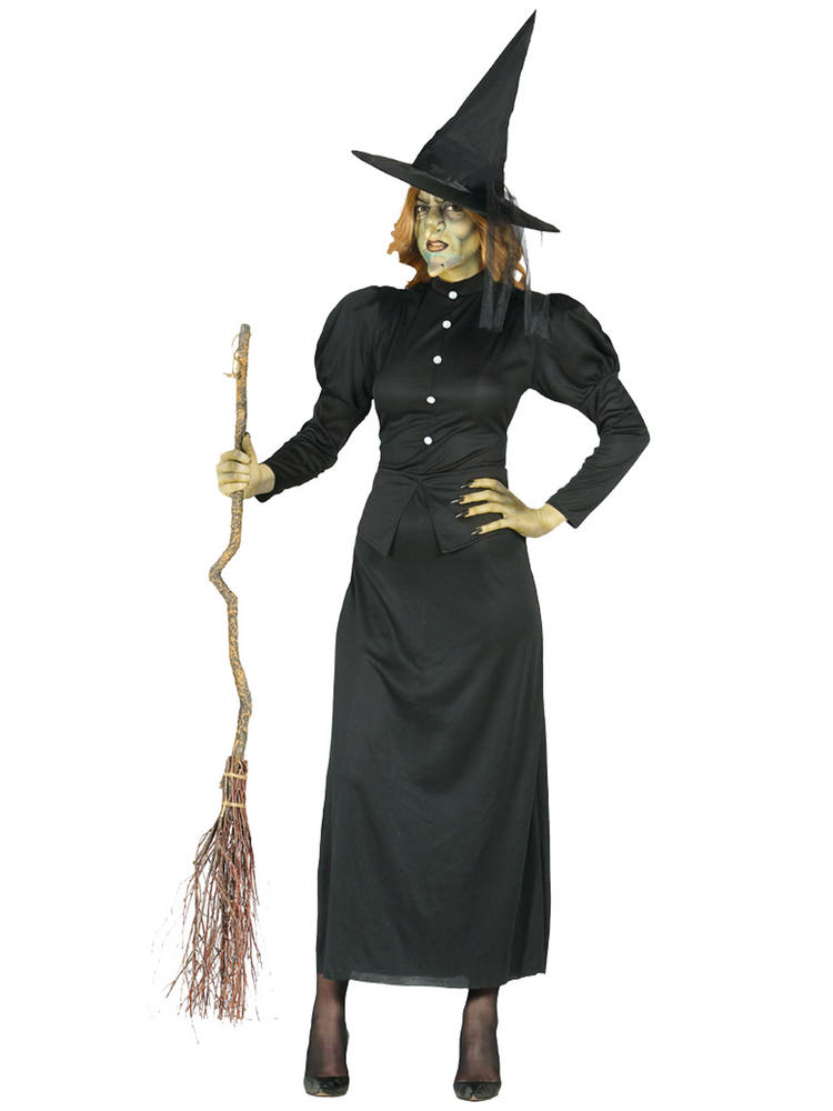 Ladies Wicked Witch Costume