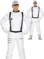 Mens Astronaut Costume - Medium