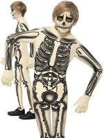 Boy's Skeleton Second Skin Costume