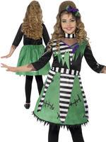 Girl's Frankie Costume