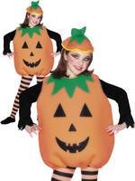 Child's Pumpkin Costume
