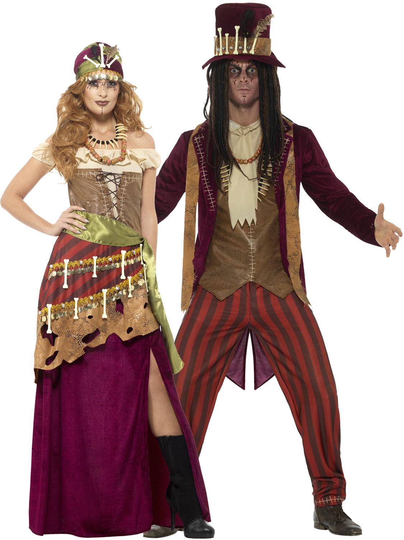 Adult's Deluxe Voodoo Witch Doctor Costume | All Halloween ...
