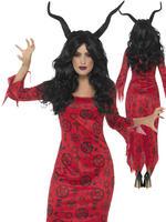 Ladies Economy Occult Devil Costume