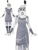 Ladies Ghost Town Indian Princess Costume
