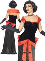 Ladies Glam Vampiress Costume