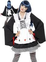Ladies Gothic Alice Costume