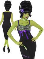 Ladies Pin Up Frankie Costume