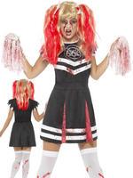 Ladies Satanic Cheerleader Costume