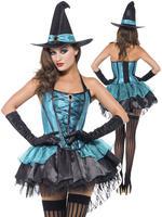 Ladies Witch Divine Costume