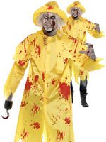 Mens Zombie Sou'wester Costume