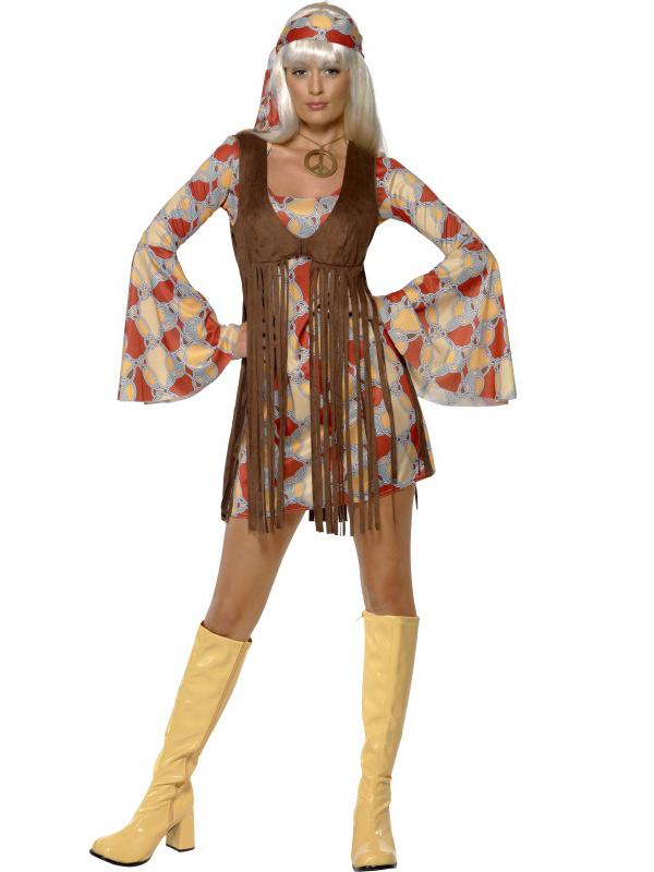 60s Hippie Clothes Womens-hippy-fancy-dress-60s
