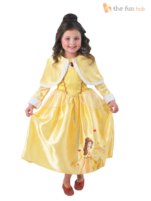 d guisement disney princesse costume fille enfant tenue fete conte de fees ebay. Black Bedroom Furniture Sets. Home Design Ideas