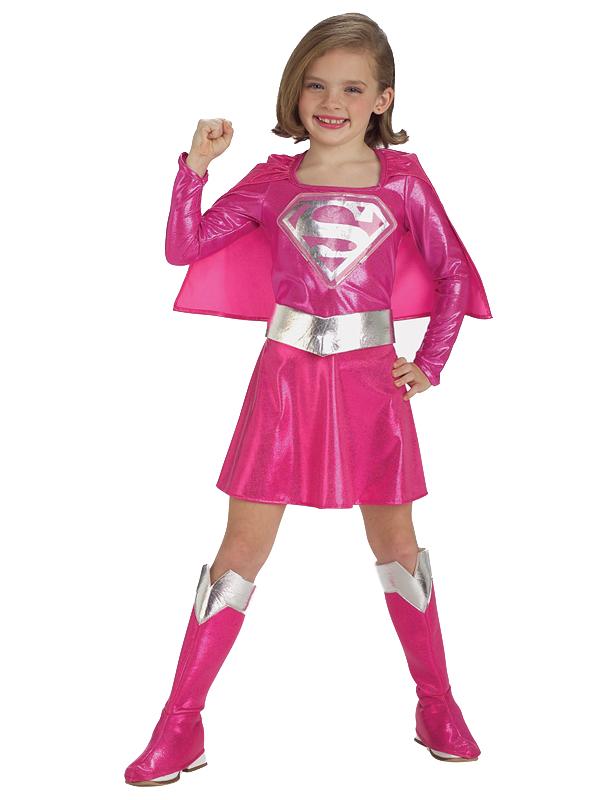 Pink Batgirl Supergirl Girl Superhero Fancy Dress Kids  sc 1 st  Meningrey & Superhero Costumes For Toddler Girl - Meningrey