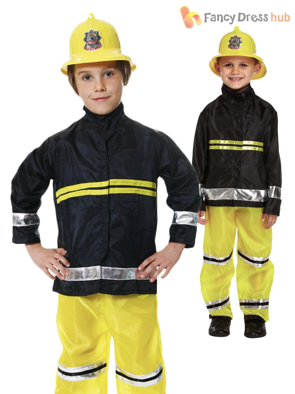 Boys Fireman Fire Fighter Fancy Dress Costume Kids Uniform ...: http://www.ebay.co.uk/itm/Boys-Fireman-Fire-Fighter-Fancy-Dress-Costume-Kids-Uniform-Book-Week-Day-Outfit/201162584222