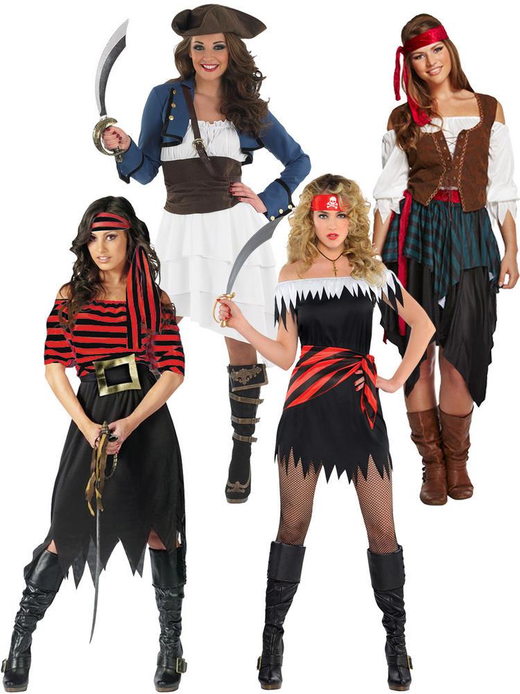 Ladies Ahoy Katie Costume