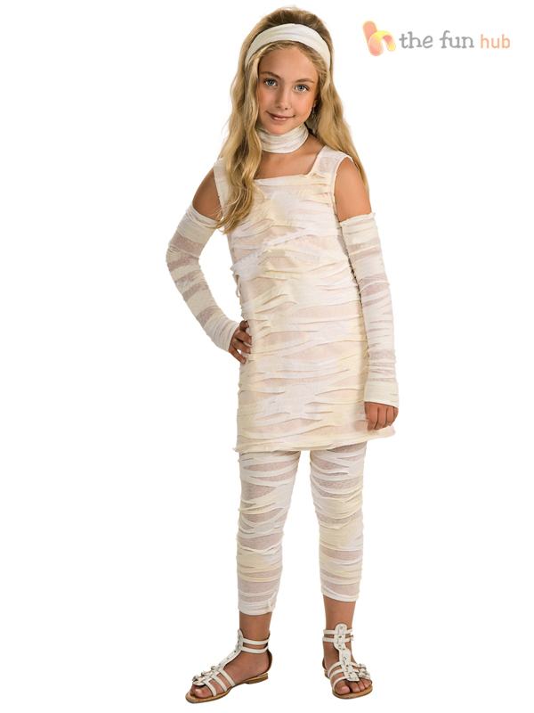 age 3 6 girls egyptian mummy costume child - Egyptian Halloween Costumes For Kids