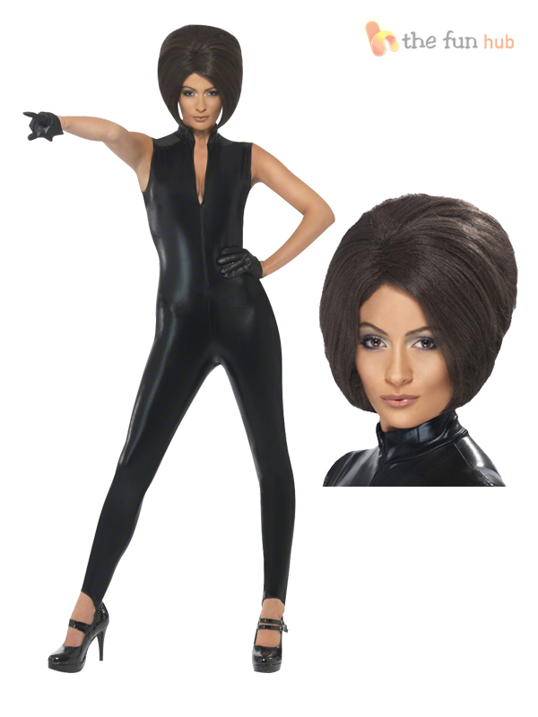 Adult-spice-girls-costume-wig