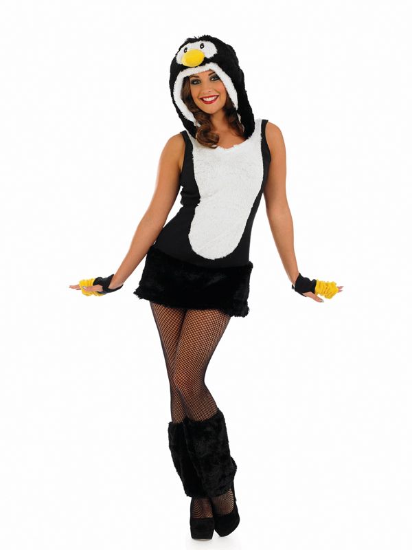 Ladies Penguin Costume
