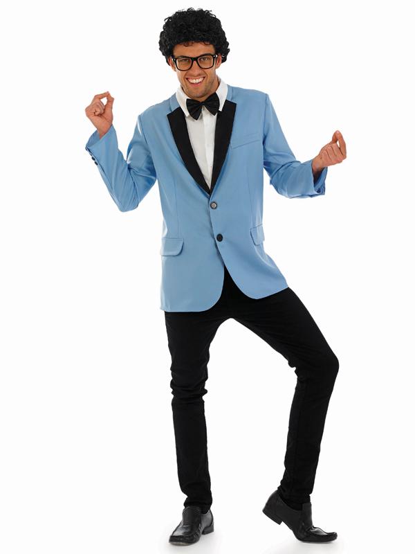 Mens 1950s Fancy Dress Teddy Boy Suit Rock n Roll Mod Costume Adults 50u0026#39;s Outfit   eBay