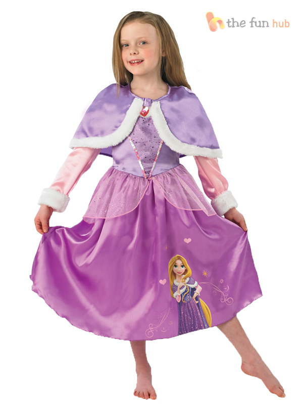 Girls-Winter-Wonderland-Disney-Princess-Book-Week-Fancy-Dress-Outfit-Costume
