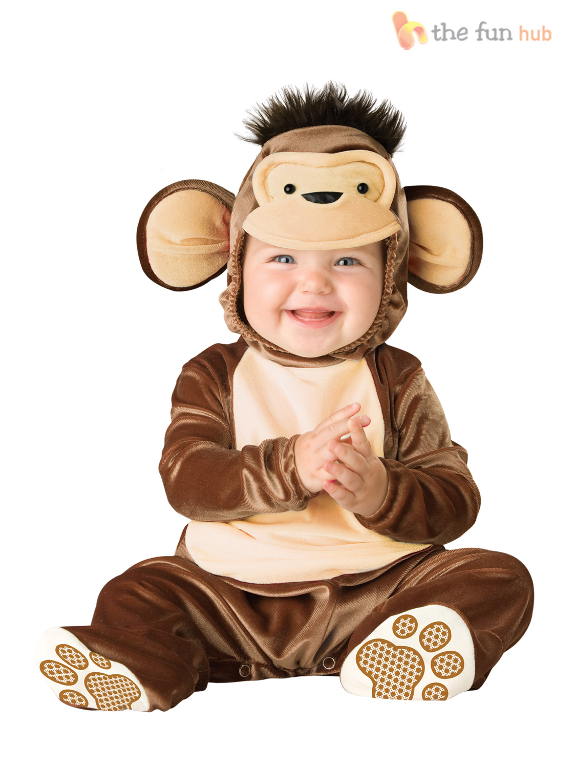 Boys Girls Baby Fancy Dress Up Animal Costume Halloween Infant 6 ...