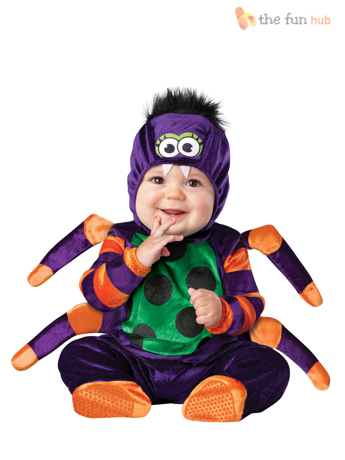 Gar ons filles b b d guisement animal costume halloween enfant 6 12 18 24 mois ebay - Costume halloween bebe ...