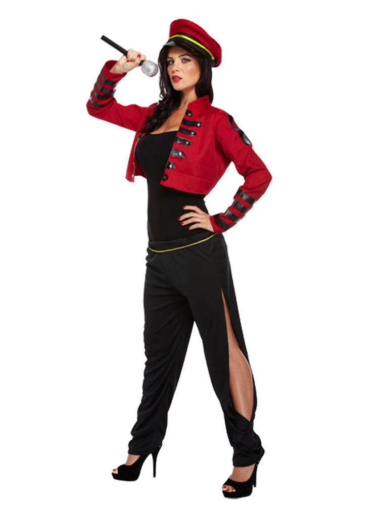 Ladies Cheryl Costume
