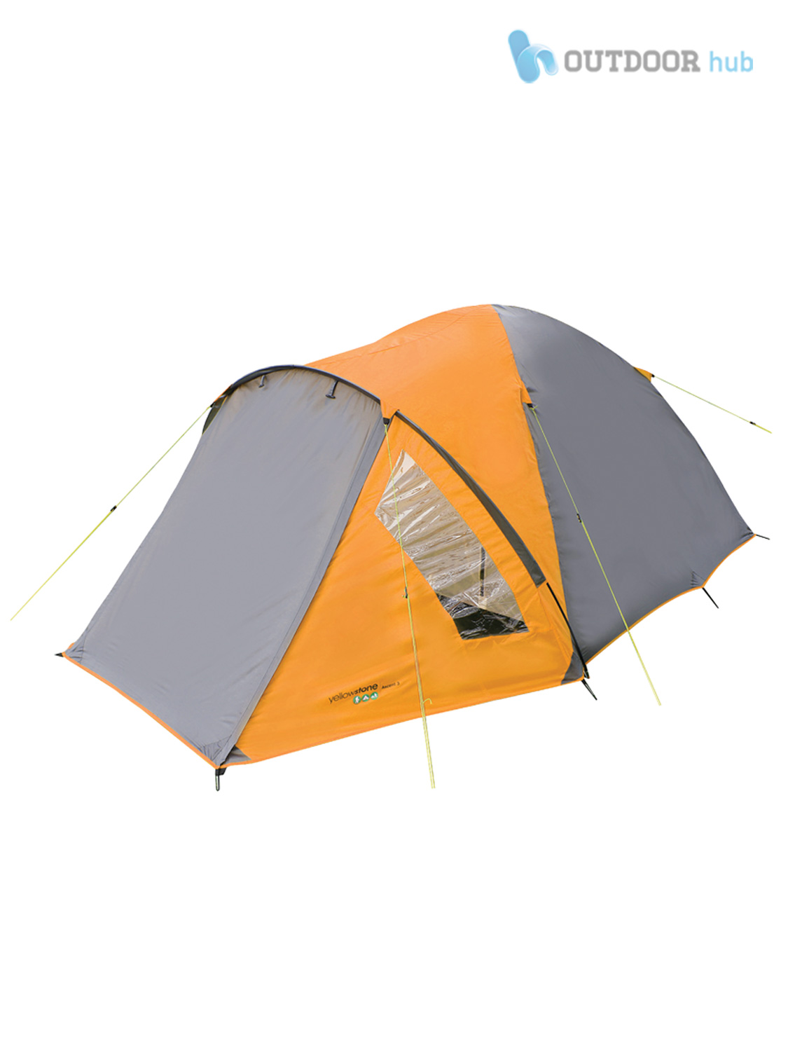 Ascent-2-3-4-Man-Tent-Berth-Person-  sc 1 st  eBay & Ascent 2 3 4 Man Tent Berth Person Easy Pitch Family Camping ...