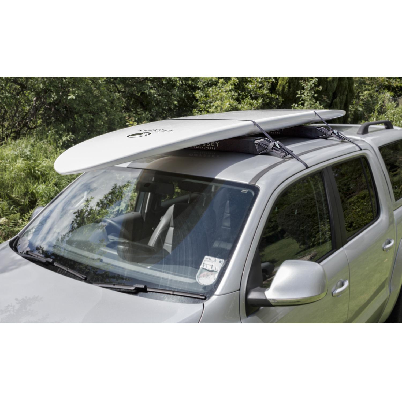 Padded Soft Roof Rack Bars Odyssey Universal Car Kayak