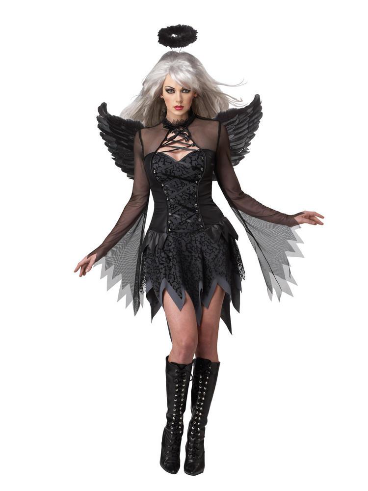 Ladies Fallen Angel Costume