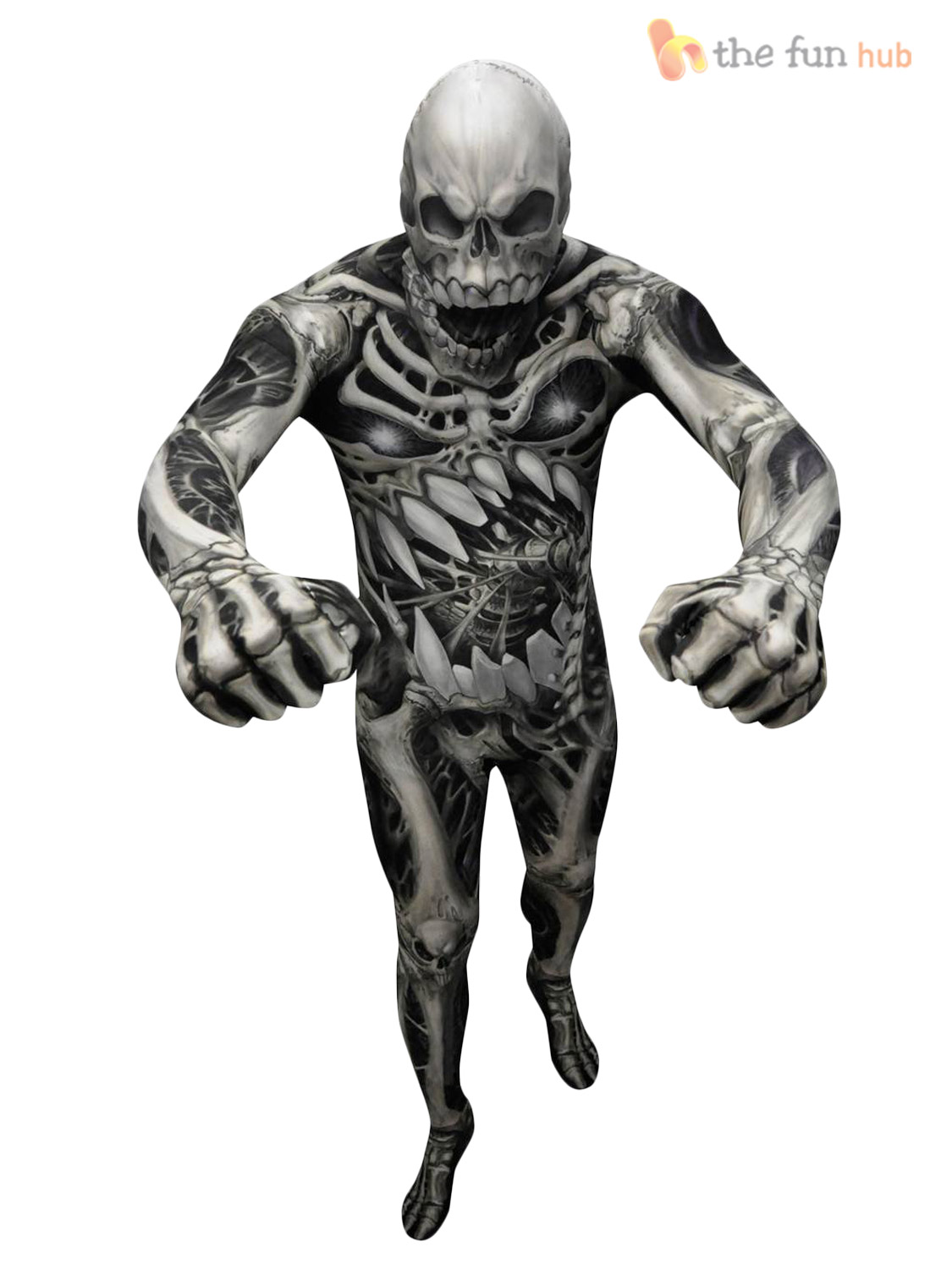 rob zombie robot costume toddler