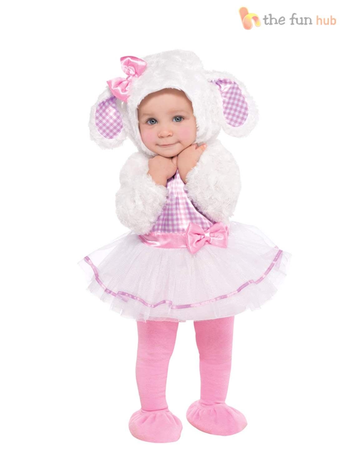 Boys Girls Baby Fancy Dress Up Animal Costume Halloween ...
