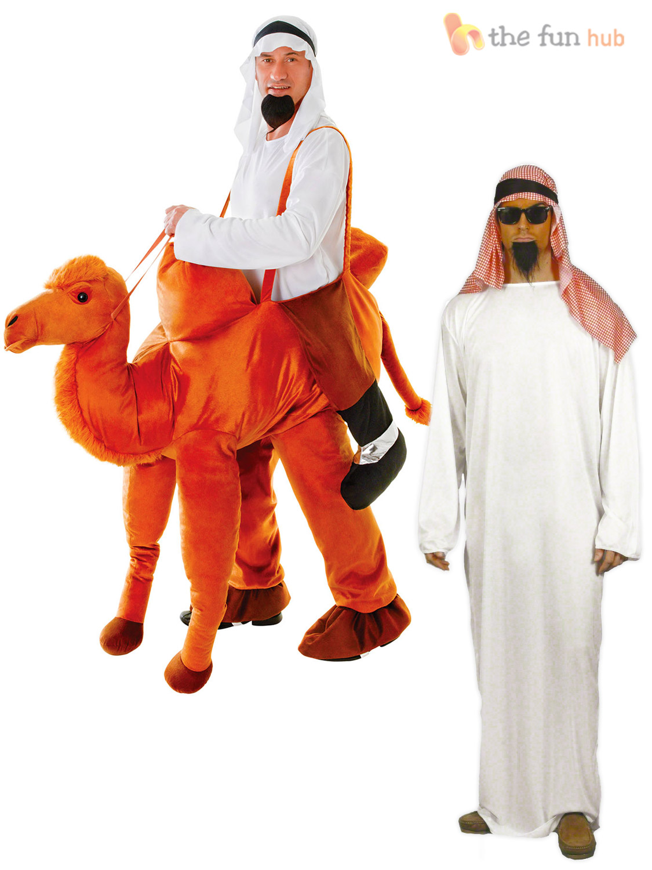 Adults animal fancy dress costumes camel arabian mens novelty stag adults animal fancy dress costumes camel arabian mens solutioingenieria Gallery