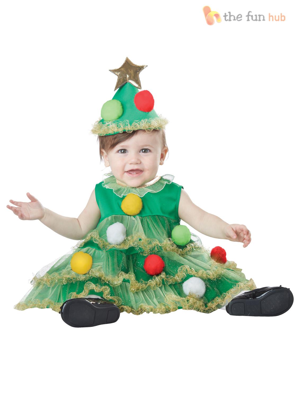 Boys Girls Baby Toddler Fancy Dress Up Costume Christmas