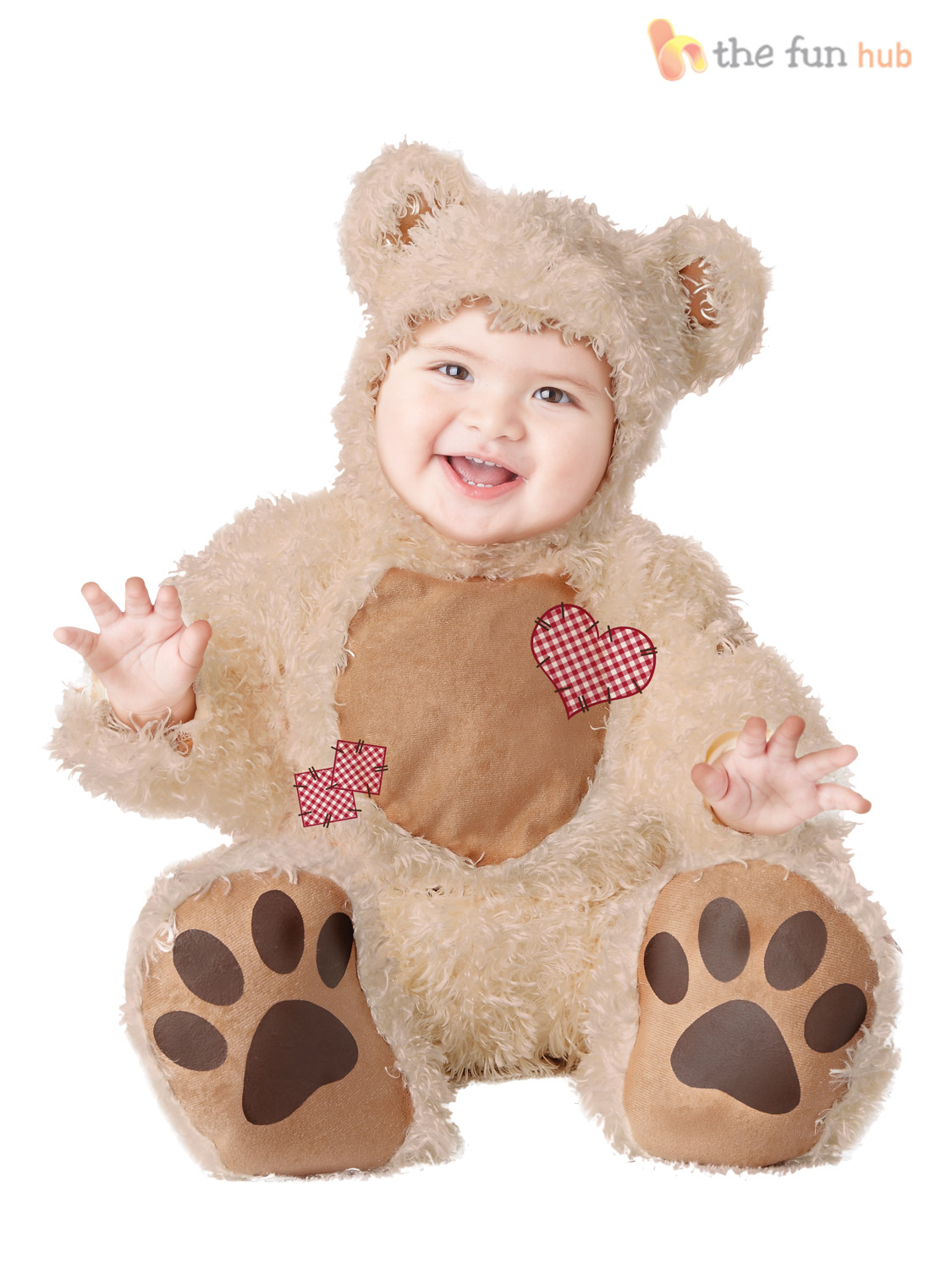 Baby Zoe Animal Dress Up